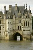 Castelo chenonceau — Foto Stock