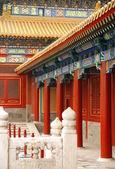 The forbidden city china — Stock Photo