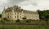 Castello chenonceau in francia — Foto Stock