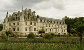 在法国城堡雪浓梭 — 图库照片