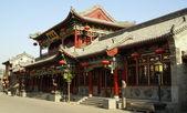 Edificio cinese — Foto Stock