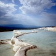 Spa at pamukkale — Stock Photo