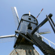 Stock Photo: Close-up of classic windmill
