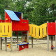 Children's playground — Stock Photo #2592540