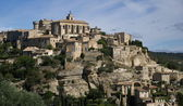 Village gordes in france — Stock Photo