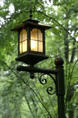 Old lamppost — Stock Photo