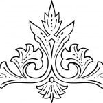 vektorové dekorativní design — Stock vektor