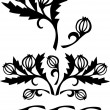 Vettoriale Stock : Vector Decorative Design