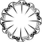 ベクトルの装飾的なデザイン — ストックベクタ
