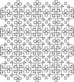 Вектор декоративный дизайн — Cтоковый вектор