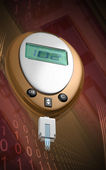 Glauco meter — Stock Photo
