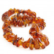 Sunstone bead — Photo