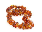 Sunstone bead — Stock Photo
