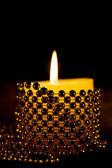 свеча — Стоковое фото