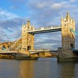 London. Tower bridge. - Stock Photo