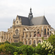 Stock Photo: Eglise Saint-Eustache church