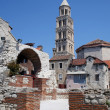 Old Church in Split (Croatia) — Stock Photo #1522476