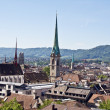 Royalty-Free Stock Photo: Zurich from the top