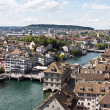 Zurich cityscape — Stock Photo #1523532