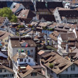 Roofs of Zurich — Stock Photo
