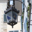 Stock Photo: Ancient street light