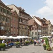 Streets of Stein-Am-Rhein - Stock Photo