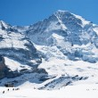 Stock Photo: Jungfrau region