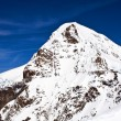 Stock Photo: Eiger peak in Jungfrau region