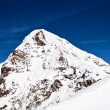 Jungfrau region. Mount Eiger — Stock Photo