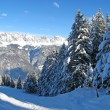 Winter in the alps — Stock Photo #1526186