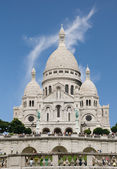 Basilique du Sacre-C?ur, Paris — Stock Photo