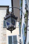 Ancient street light — Stock Photo