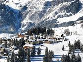 Alpin view — Stock Photo