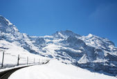 Jungfrau region — Stock Photo