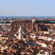 Stock Photo: Venice from top