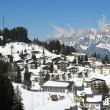 Alpine village - Stockfoto