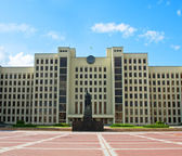 Minsk. Belarus — Stock Photo