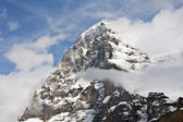 Eiger north face — Stockfoto