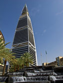 Al Faisaliah tower — Stock Photo