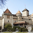 Chillon castle, Genevlake, Switzerland — Stock Photo #1613371