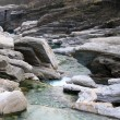 Verzasca River — Stock Photo