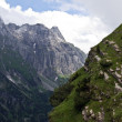 Foto Stock: Alpine view