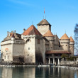 Chateau de Chillon — Stock Photo