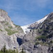 Stock Photo: Alpine glacier
