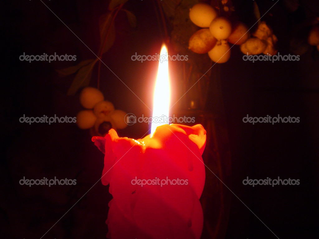 candlelight — Stock Photo #1518180