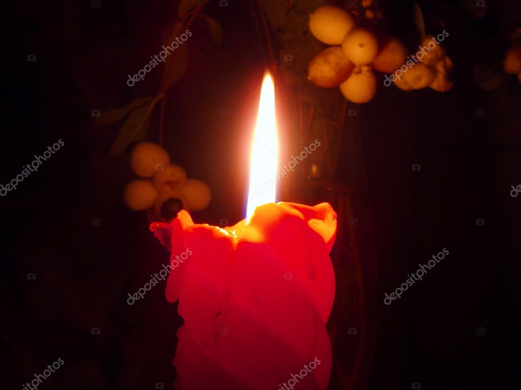 candlelight — Stock fotografie #1518180