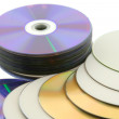 Royalty-Free Stock Photo: Cd disk