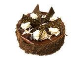 čokoládový dort, samostatný — Stock fotografie