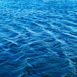 Royalty-Free Stock Photo: Blue water surface
