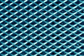 Texture of blue metal — Stock Photo